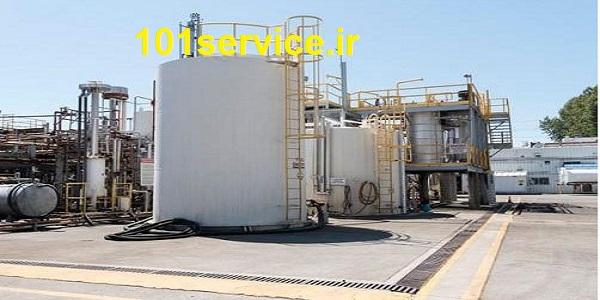 کارخانه تصفیه روغن پایه صادراتی 150، 500