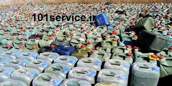 صادرات هیدروکربن 5400 تن