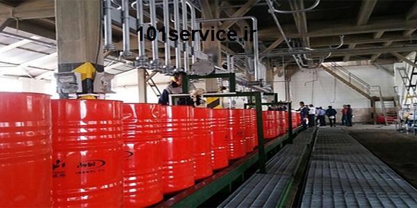 فروش صادراتی روغن موتور تصفیه شده 1000 تن